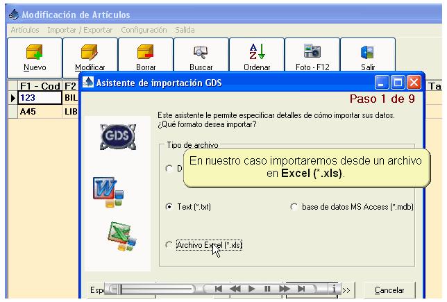 tutoriales_ asistente de importacion